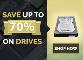 New & Refurbished Drives