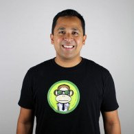 ServerMonkey T-shirt - If your equipment's funky, come see the Monkey